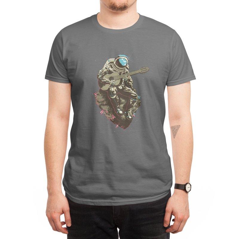 Lonely Man Men's T-Shirt by Threadless Artist Shop