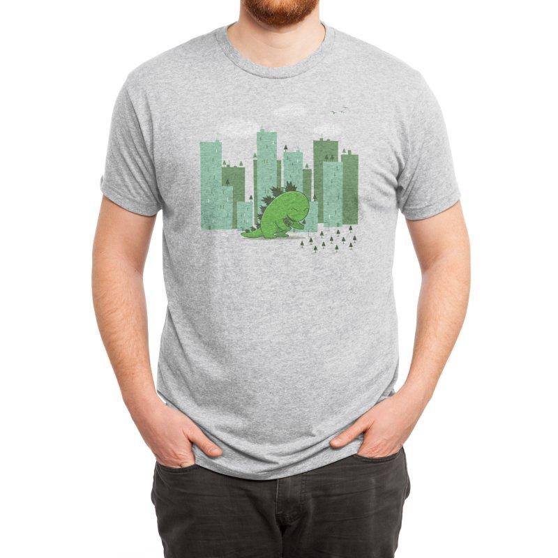 Let's Plant Men's T-Shirt by Threadless Artist Shop