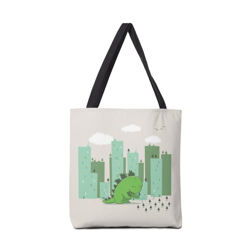 Let's Plant Accessories Bag by Threadless Artist Shop