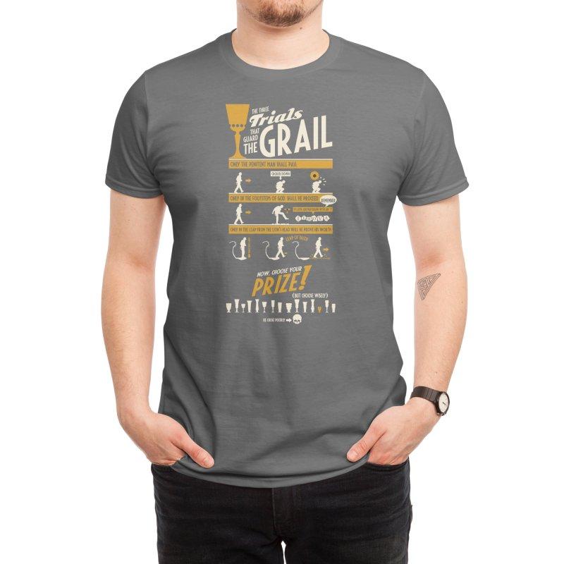 The Three Trials Men's T-Shirt by Threadless Artist Shop