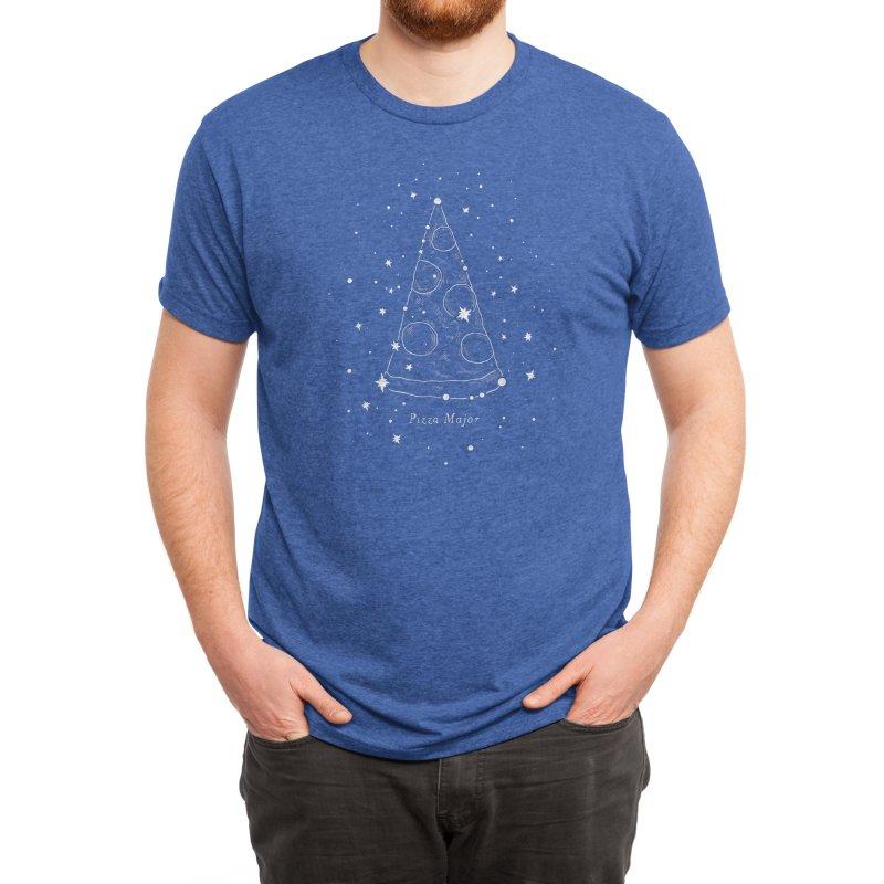 Pizza Major Men's T-Shirt by Threadless Artist Shop