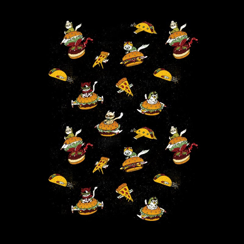 I Can Haz Cheeseburger Spaceships? Kids T-Shirt by Threadless Artist Shop