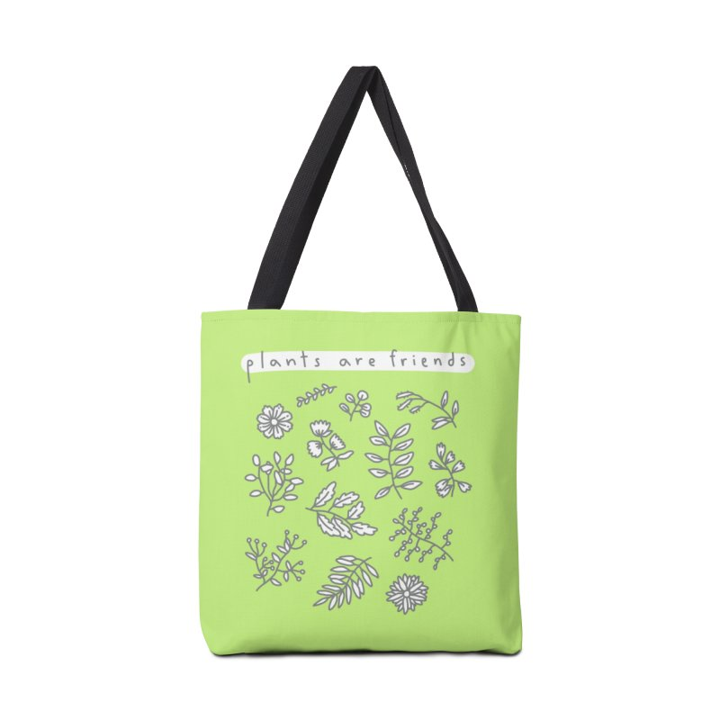 Plants are friends Accessories Bag by Threadless Artist Shop