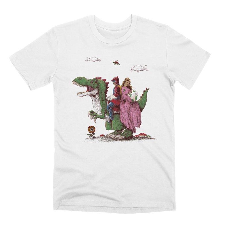 Historical Reconstitution Men's T-Shirt by Threadless Artist Shop