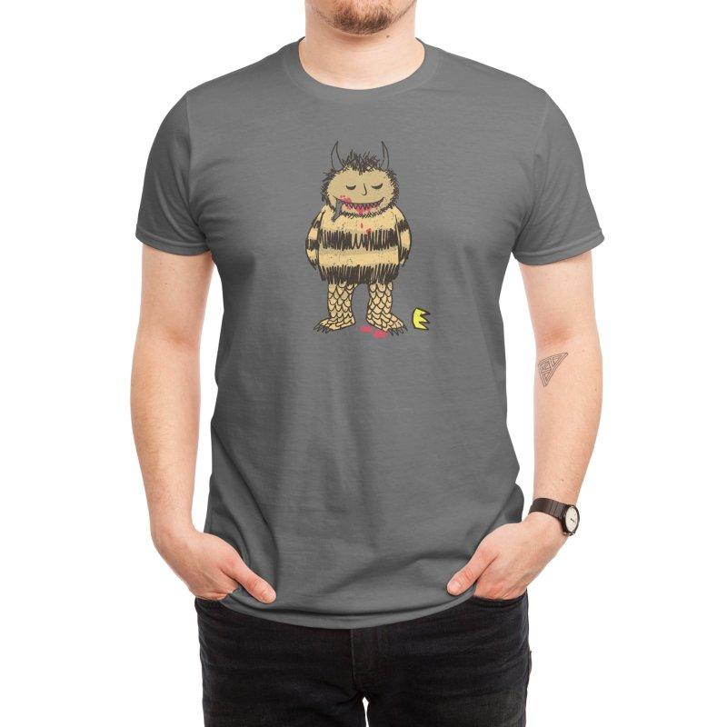 Natural Instinct Men's T-Shirt by Threadless Artist Shop