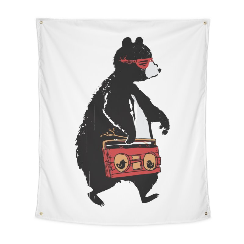 Bare Necessity Home Tapestry by Threadless Artist Shop