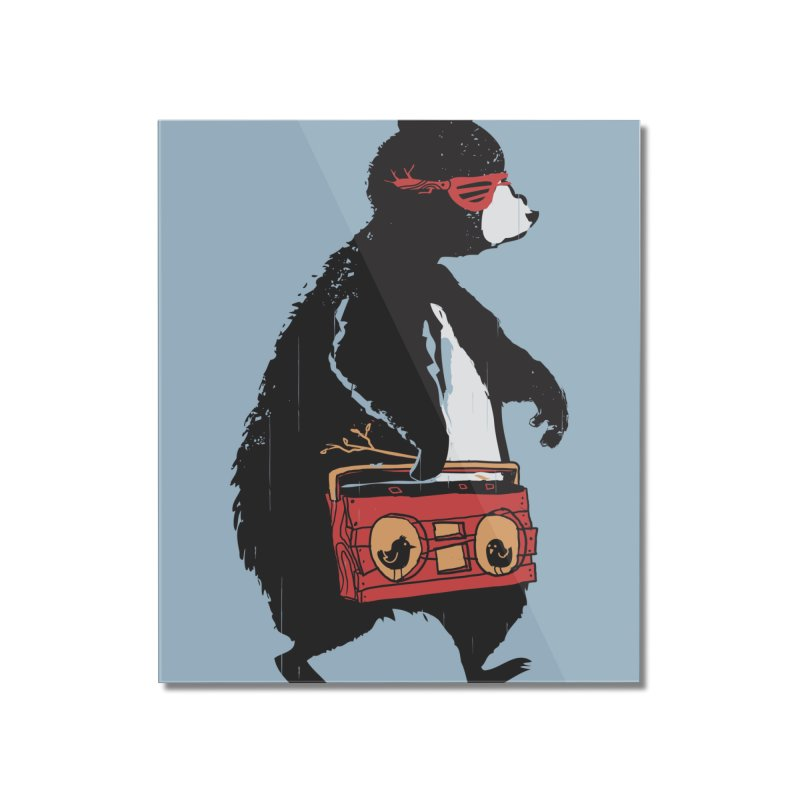 Bare Necessity Home Mounted Acrylic Print by Threadless Artist Shop