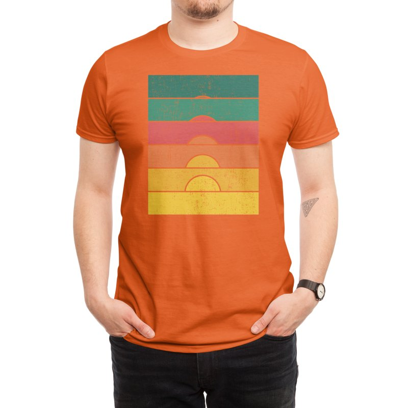 Yesterday is Redeemed at the Sunrise Men's T-Shirt by Threadless Artist Shop