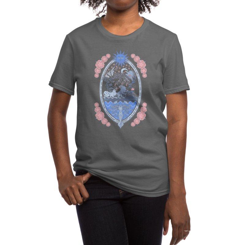 Ye Olde Throne Women's T-Shirt by Threadless Artist Shop