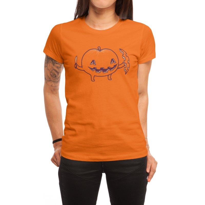 Halloween Slice of Life Women's T-Shirt by Threadless Artist Shop
