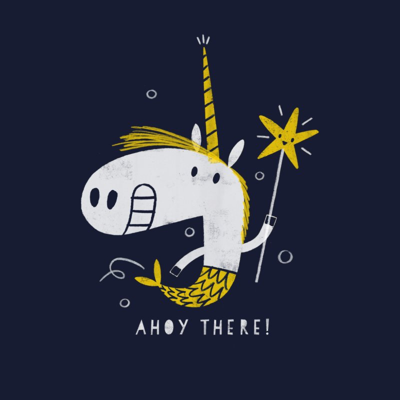 MERMICORN Women's T-Shirt by Threadless Artist Shop