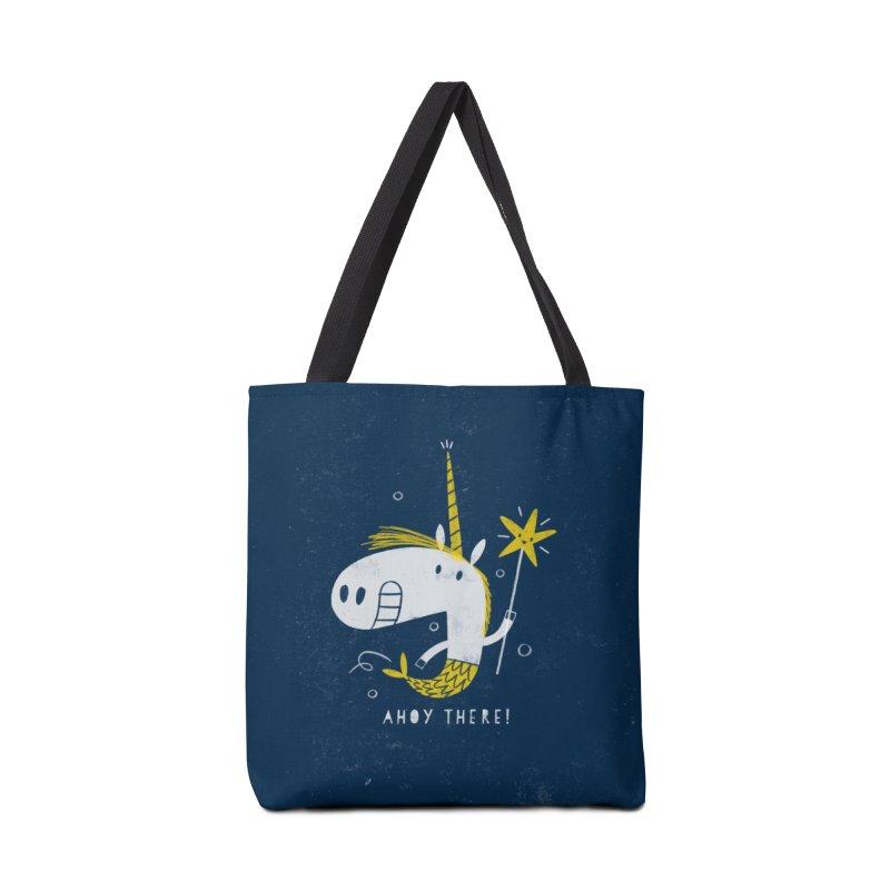 MERMICORN Accessories Bag by Threadless Artist Shop