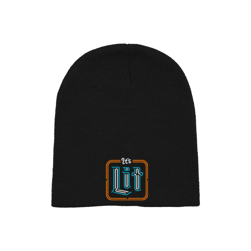 Lit Accessories Hat by Threadless Artist Shop