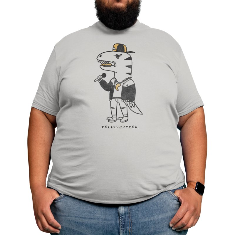 Velocirapper Men's T-Shirt by Threadless Artist Shop