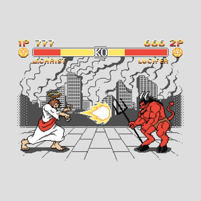 THE FINAL BATTLE Men's Longsleeve T-Shirt by Threadless Artist Shop