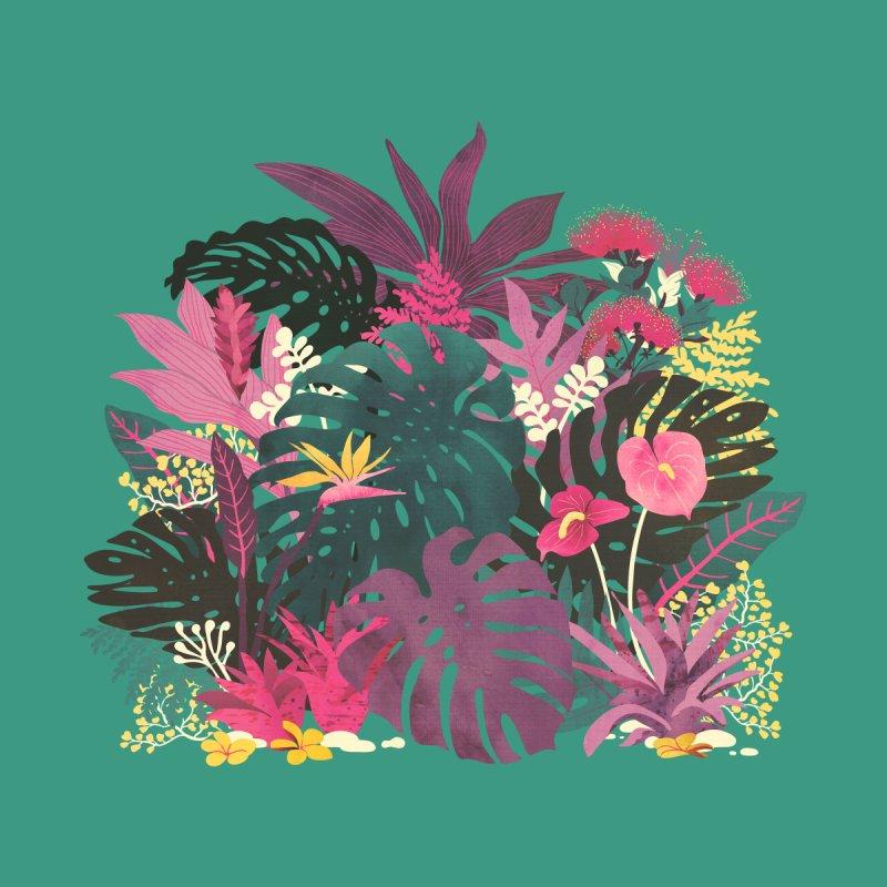 Tropical Tendencies Home Throw Pillow by Threadless Artist Shop