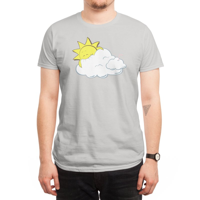 Partly Hungry Skies Men's T-Shirt by Threadless Artist Shop
