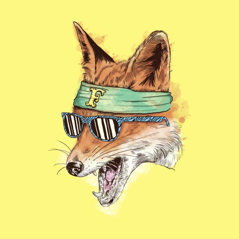 Foxy Hip Hop Men's T-Shirt by Threadless Artist Shop