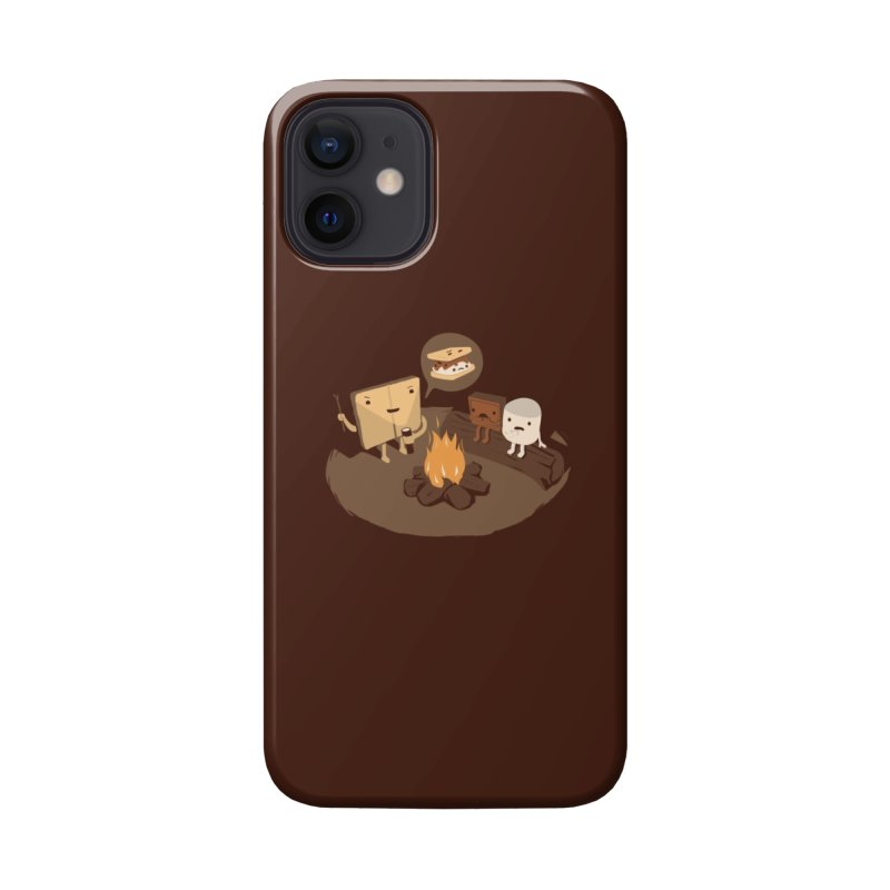 Tell Us S'more Accessories Phone Case by Threadless Artist Shop