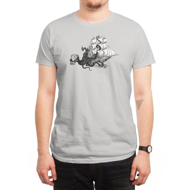 inksPIRATE Men's T-Shirt by Threadless Artist Shop