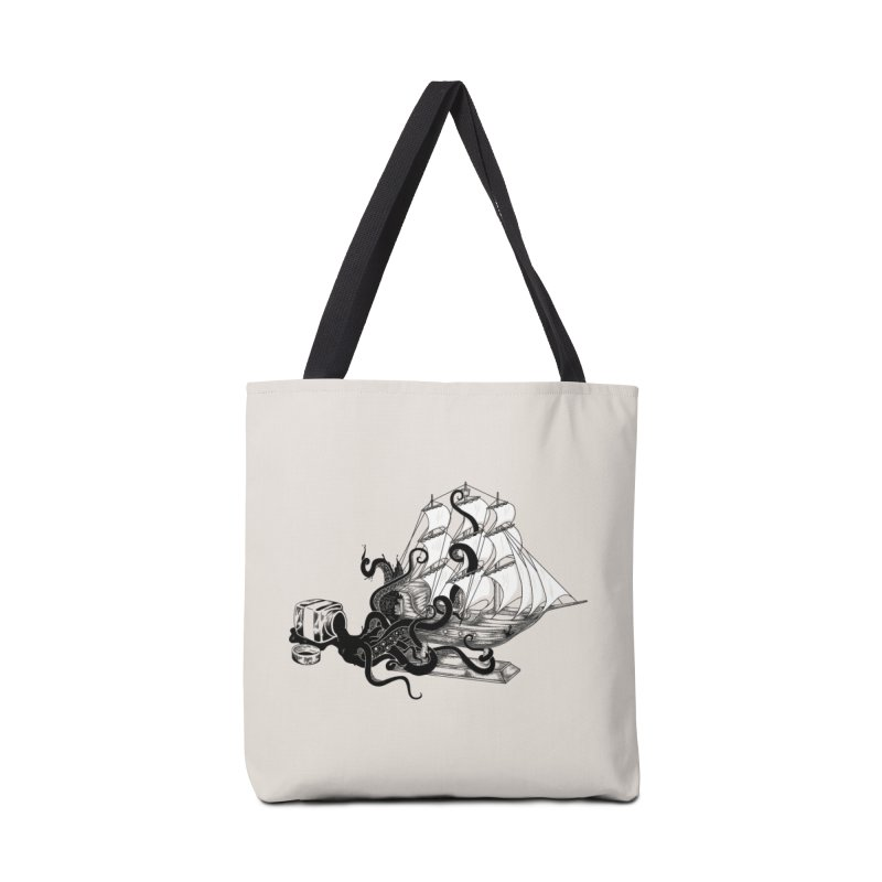 inksPIRATE Accessories Bag by Threadless Artist Shop