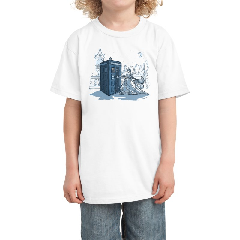 Come Away with Me Kids T-Shirt by Threadless Artist Shop