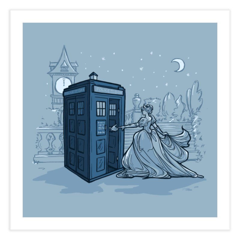 Come Away with Me Home Fine Art Print by Threadless Artist Shop