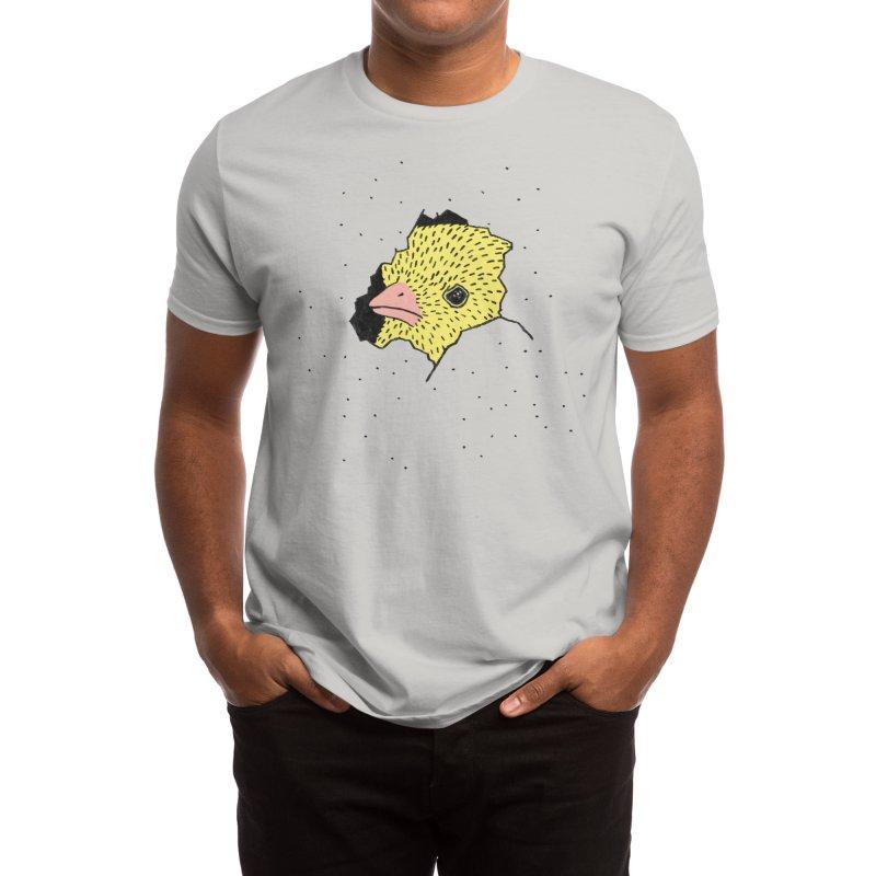 Heeere's Chicky Men's T-Shirt by Threadless Artist Shop