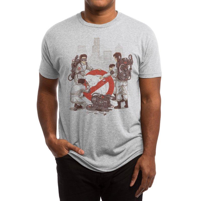 Ghostrescuers Men's T-Shirt by Threadless Artist Shop