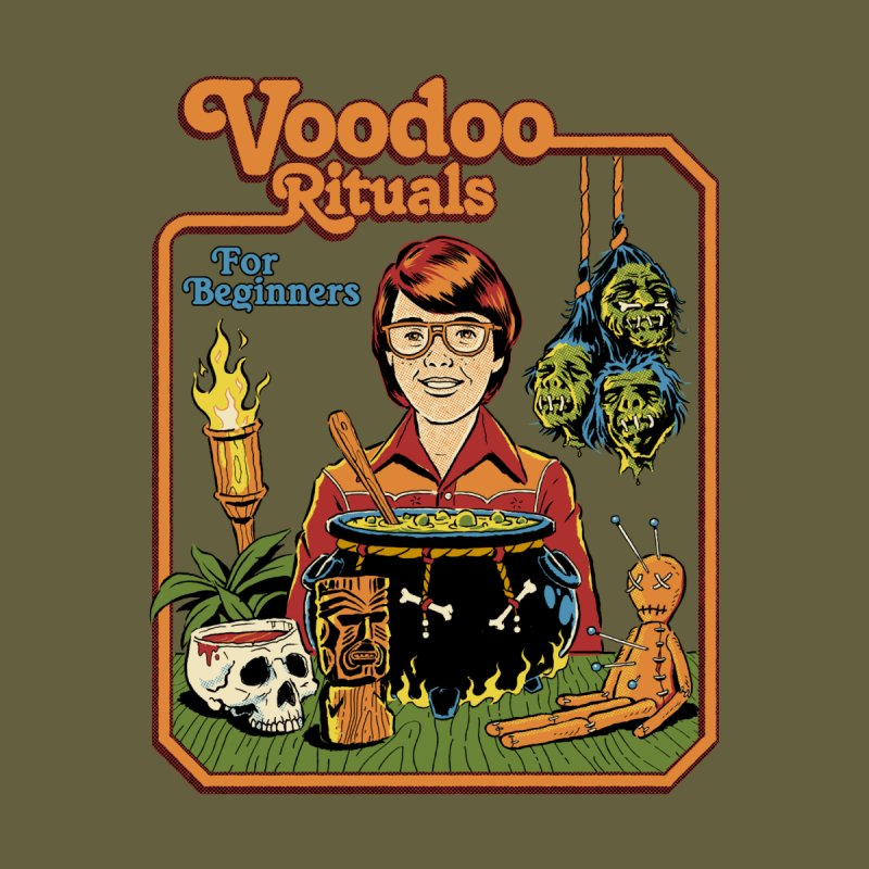 Voodoo Rituals for Beginners Men's T-Shirt by Threadless Artist Shop