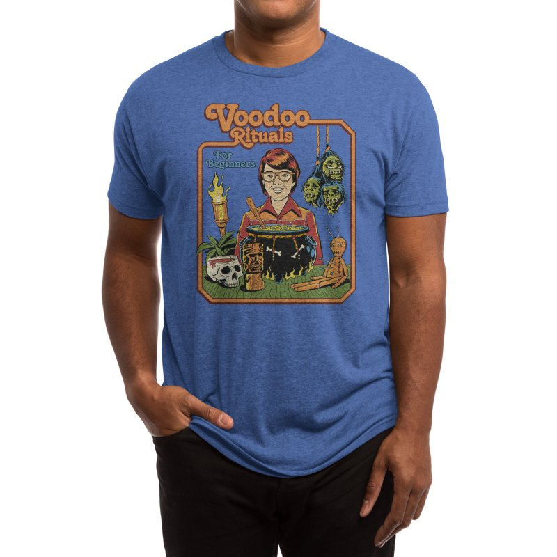 Voodoo Rituals for Beginners Men's T-Shirt by Threadless Artist Shop