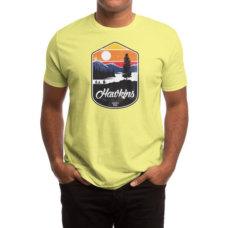 Hawkins Men's T-Shirt by Threadless Artist Shop