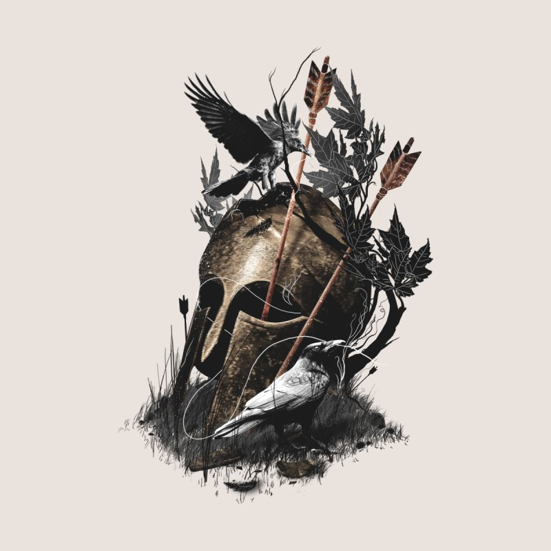 Legends Fall Men's T-Shirt by Threadless Artist Shop