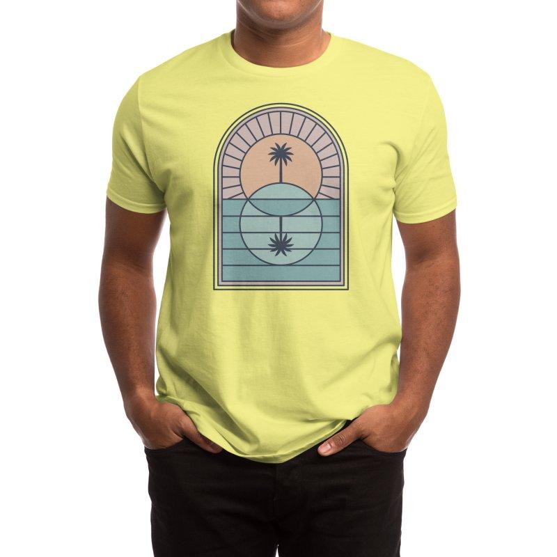 Venn Island Men's T-Shirt by Threadless Artist Shop