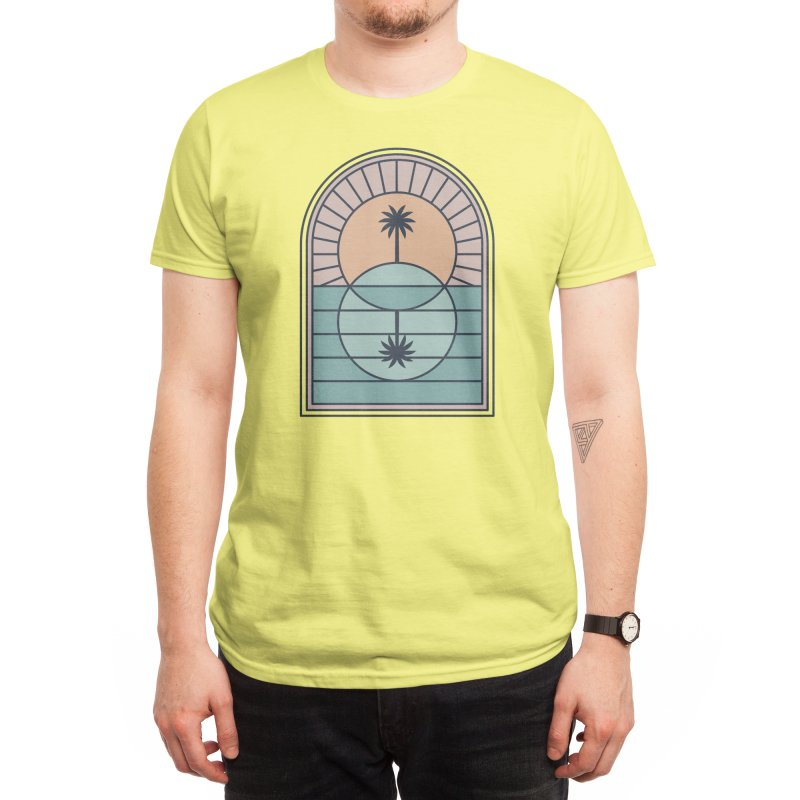 Venn Island Men's T-Shirt by Threadless Artist Shop