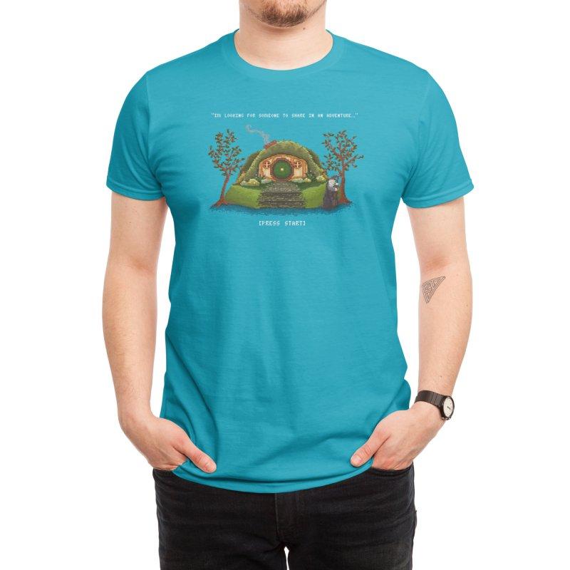 Share in an Adventure Men's T-Shirt by Threadless Artist Shop