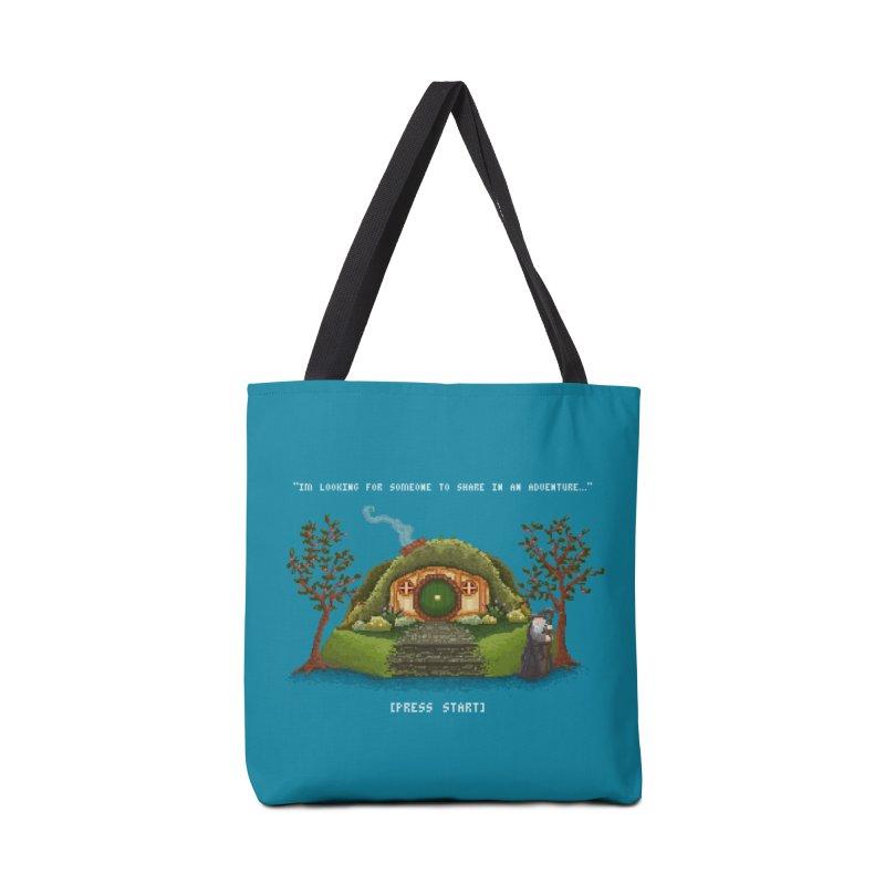 Share in an Adventure Accessories Bag by Threadless Artist Shop