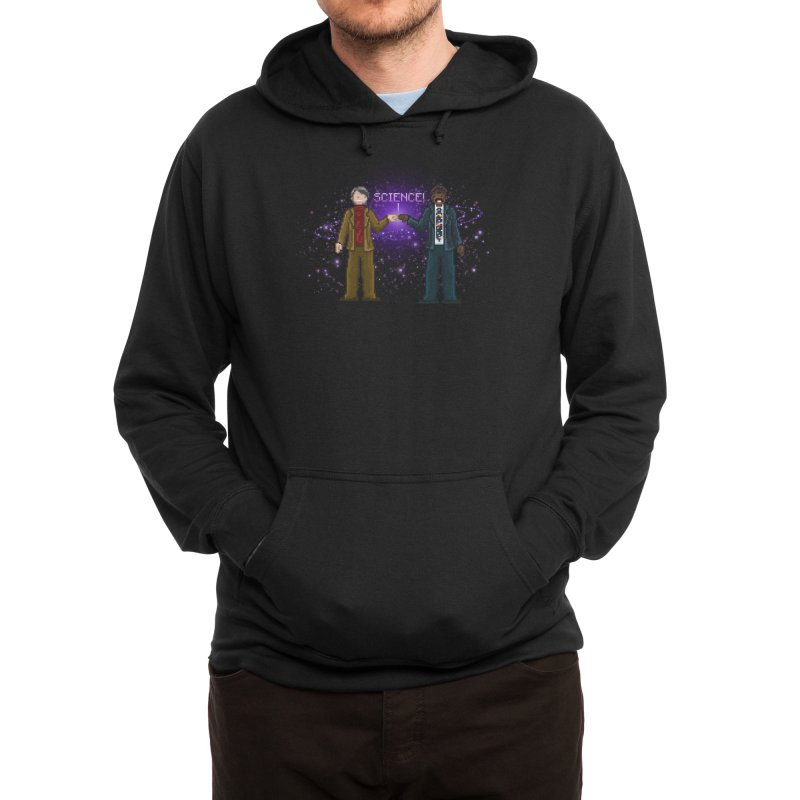 Ode to the Cosmos! Men's Pullover Hoody by Threadless Artist Shop