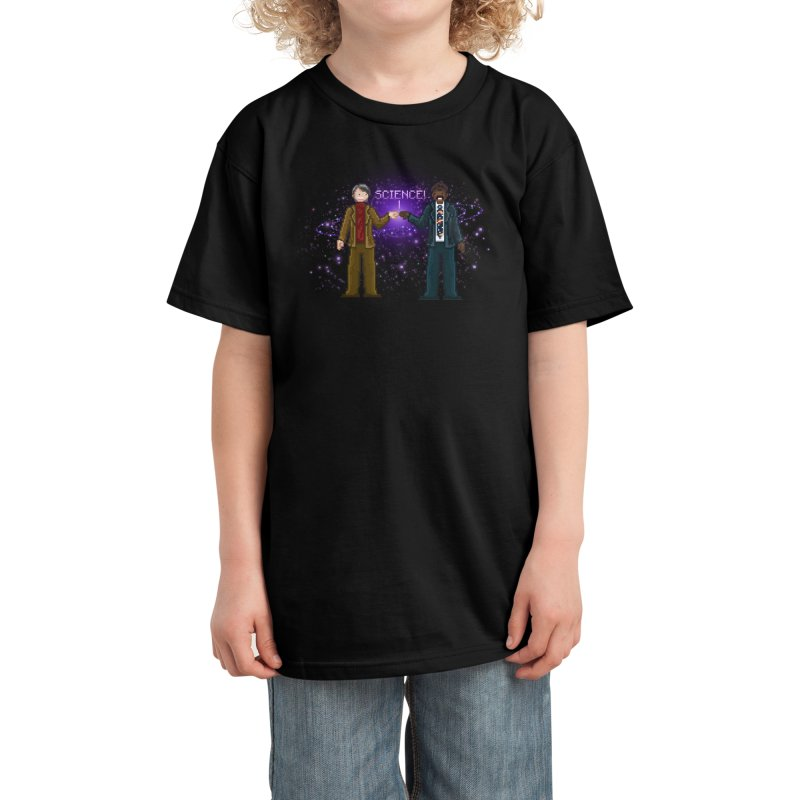Ode to the Cosmos! Kids T-Shirt by Threadless Artist Shop