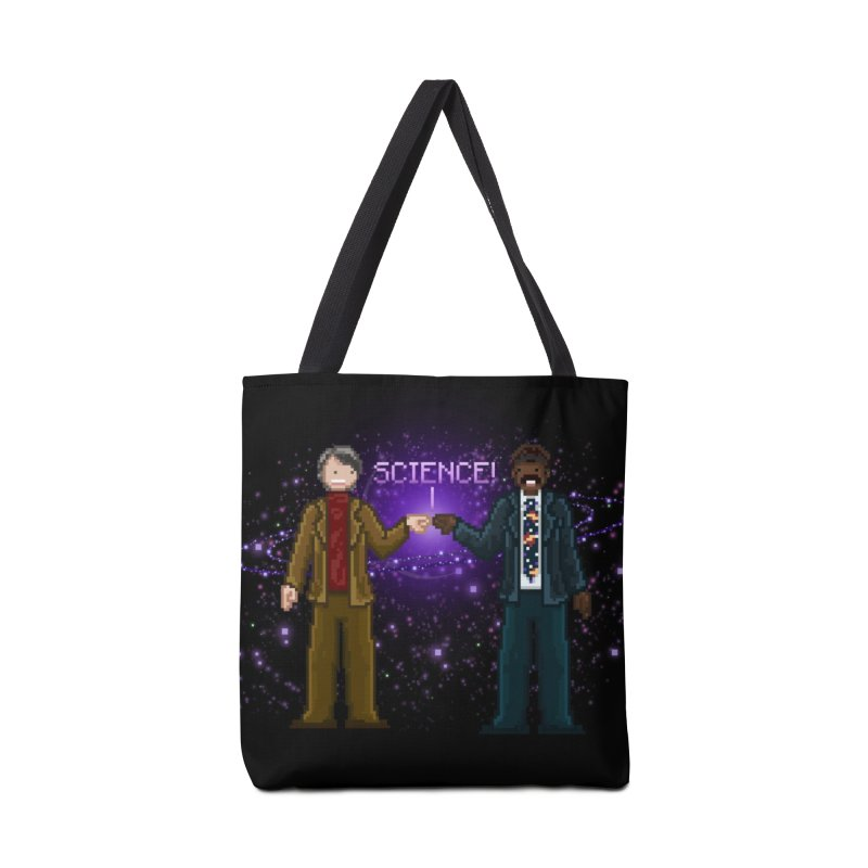 Ode to the Cosmos! Accessories Bag by Threadless Artist Shop