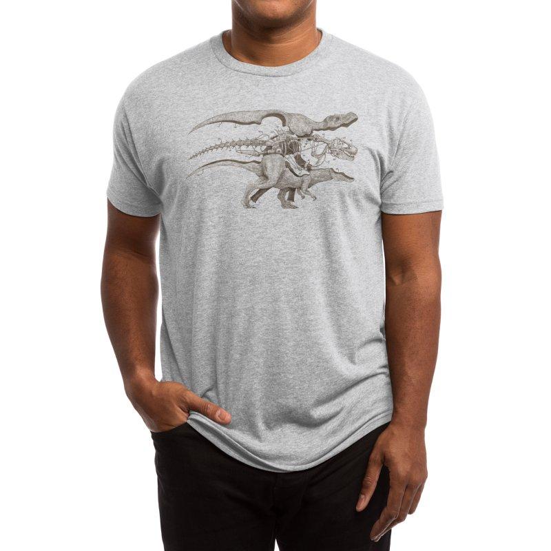 MISTER REX Men's T-Shirt by Threadless Artist Shop
