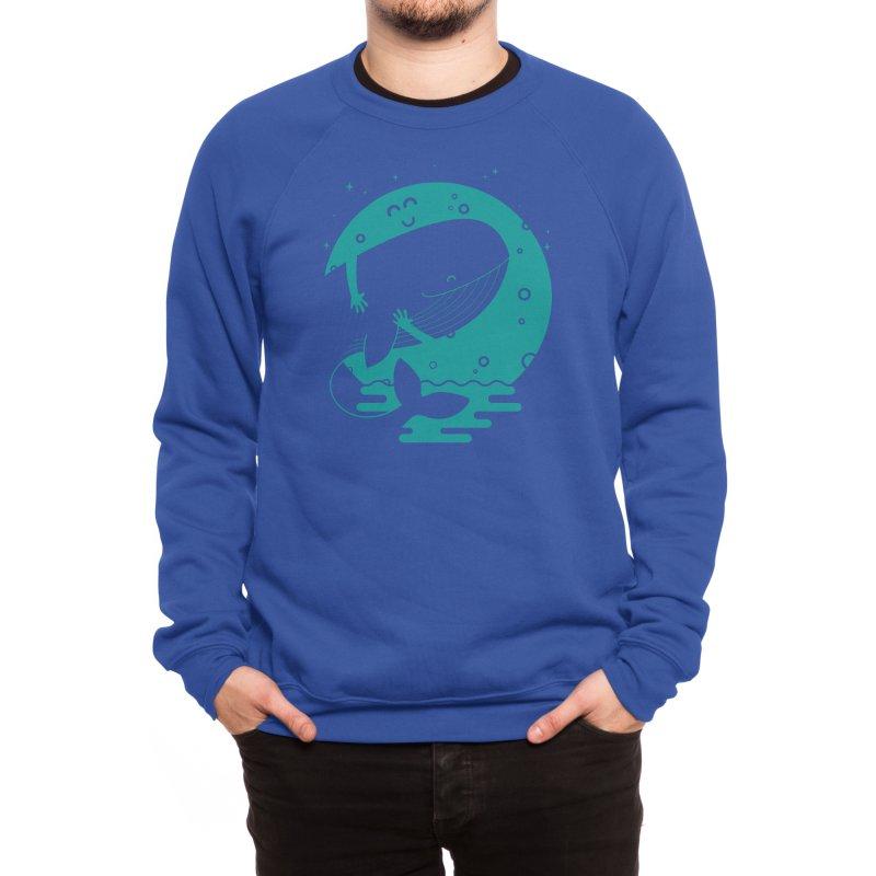 See you when the night falls... Men's Sweatshirt by Threadless Artist Shop