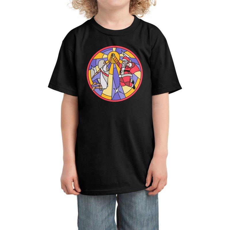 Miracle Bros Kids T-Shirt by Threadless Artist Shop