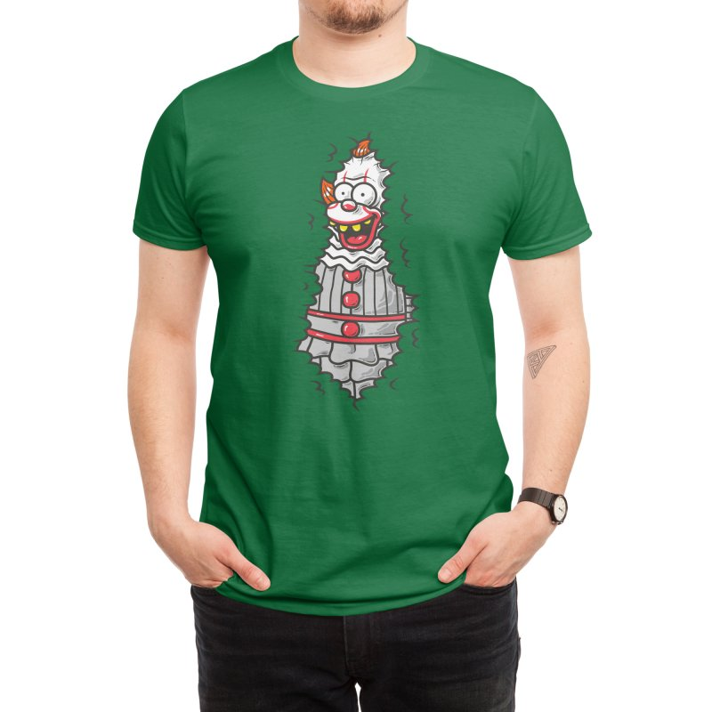 It is in the bushes Men's T-Shirt by Threadless Artist Shop