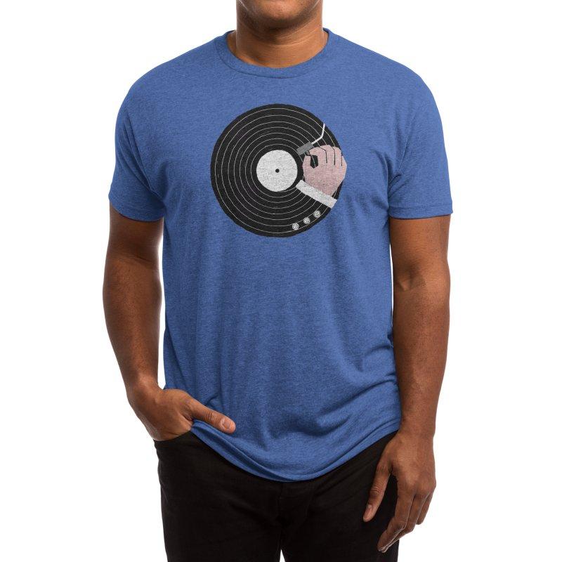 Music Business Remastered Men's T-Shirt by Threadless Artist Shop