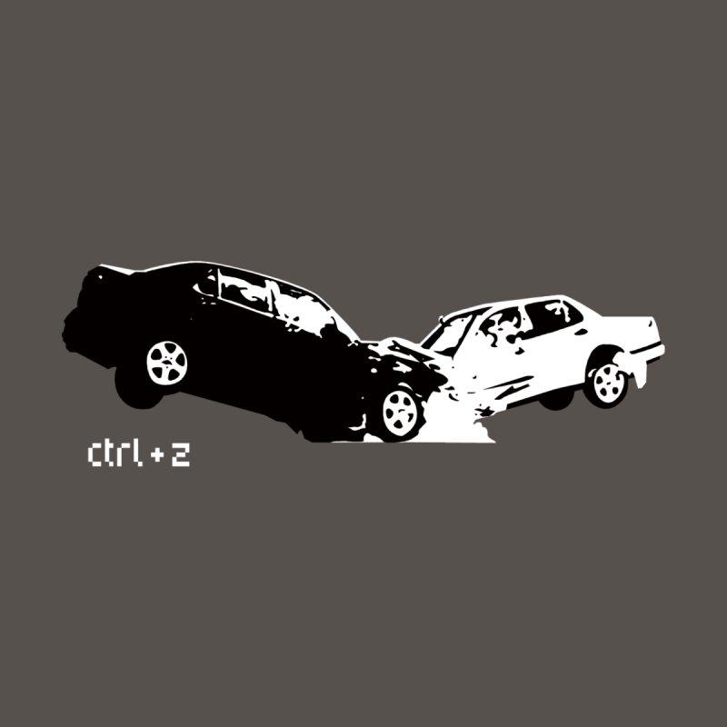 Ctrl + Z Men's T-Shirt by Threadless Artist Shop