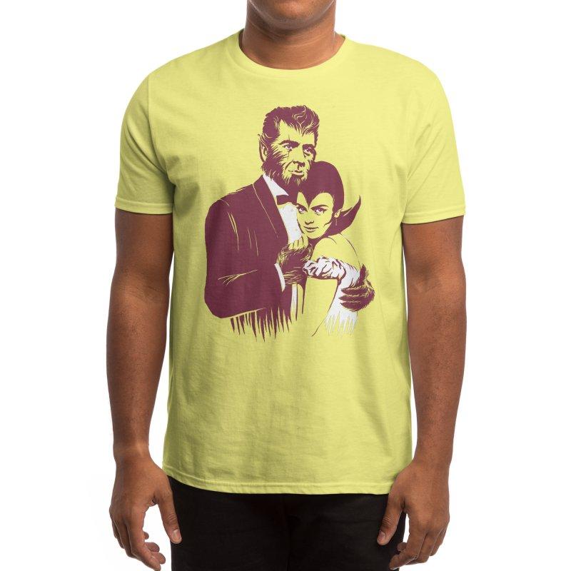 It's Always Midnight Somewhere Men's T-Shirt by Threadless Artist Shop