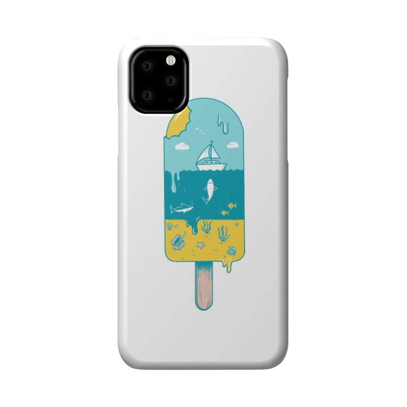 Melted Landscape Accessories Phone Case by Threadless Artist Shop