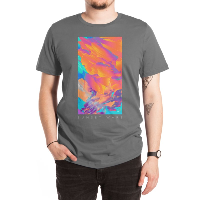 Sunset Wars Men's T-Shirt by Threadless Artist Shop