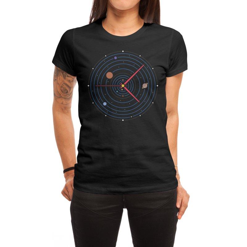 Spacetime* Women's T-Shirt by Threadless Artist Shop